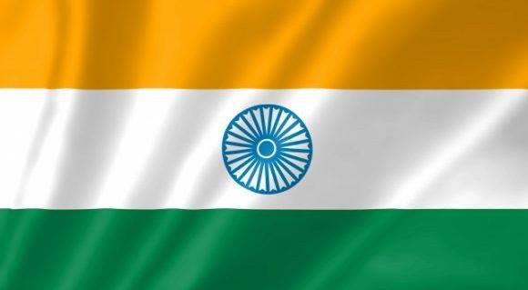 サフラン色を採用した国旗